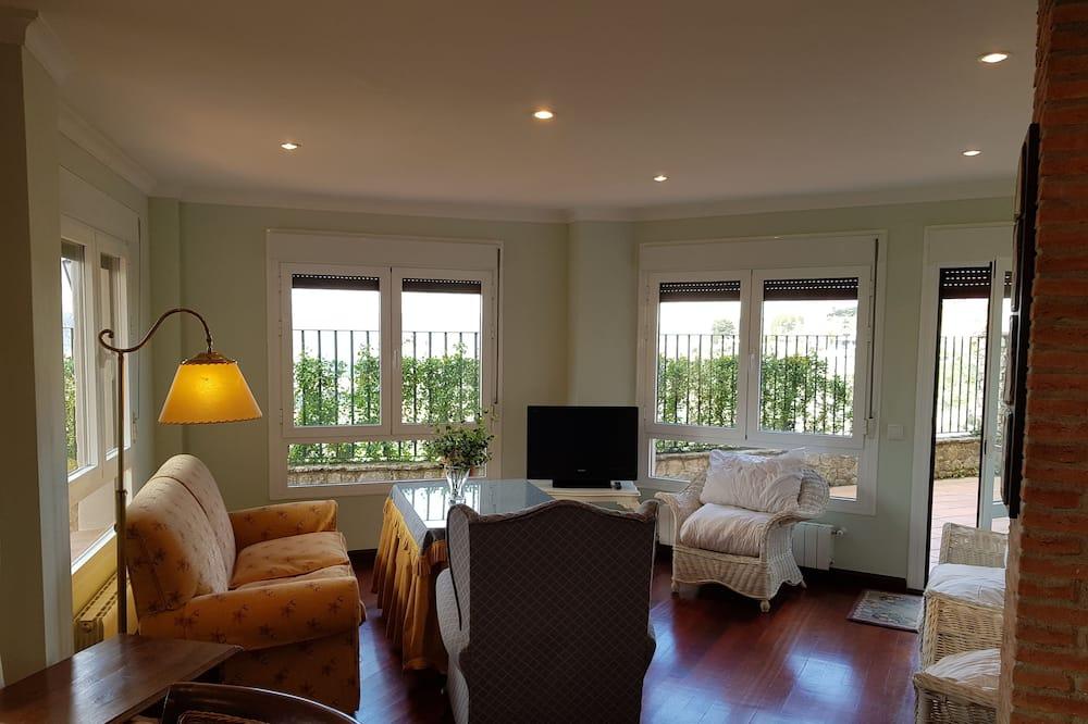 Appartement, 2 chambres (- 2) - Salle de séjour