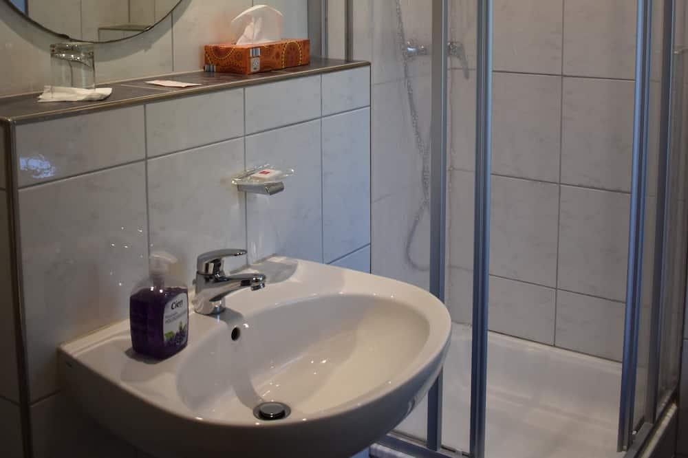 Habitación individual Deluxe, baño privado - Cuarto de baño