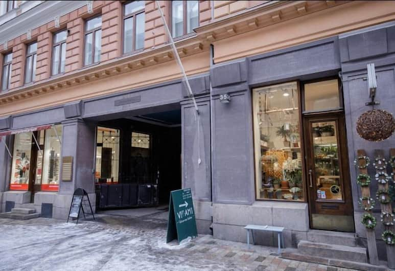 2ndhomes Iso Roobertinkatu Apartment 3, Helsingi, Fassaad
