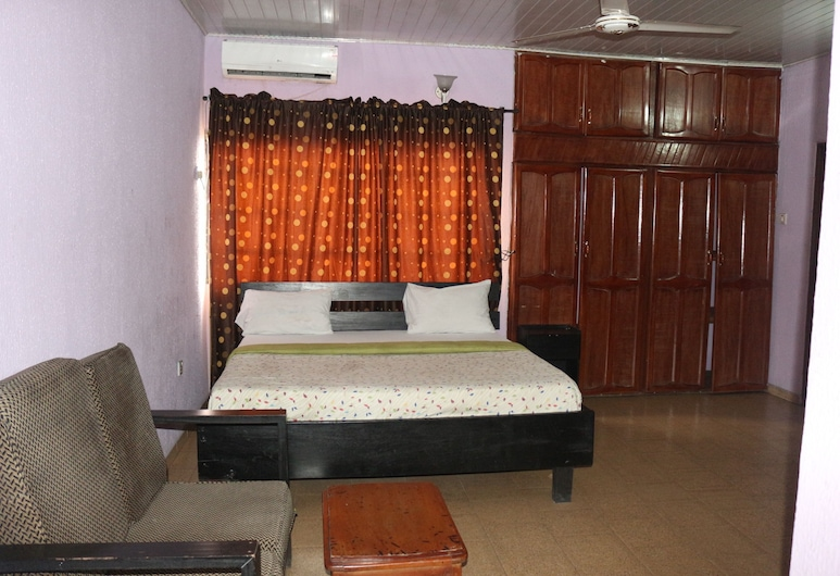 Samaritan Hotel, Port Harcourt, Standarta numurs, Viesu numurs