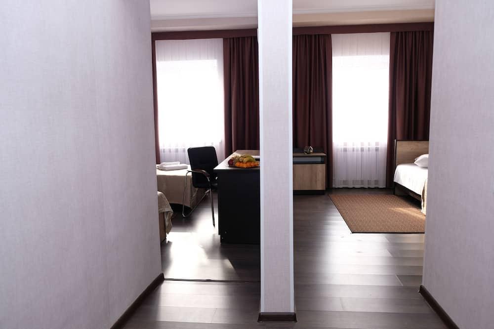 Standartinio tipo trivietis kambarys - Svečių kambarys