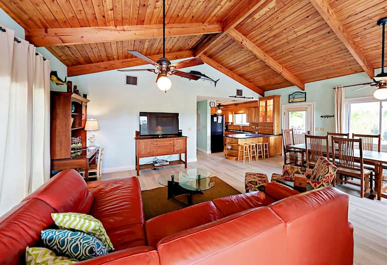 Fishing Enthusiast's Dream - 2 Br Home, Tavernier, Ev, 2 Yatak Odası, Oturma Odası