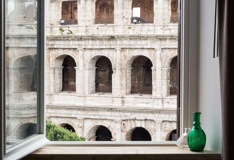 Amazing View Colosseo, רומא, דירה, 2 חדרי שינה, נוף מהחדר