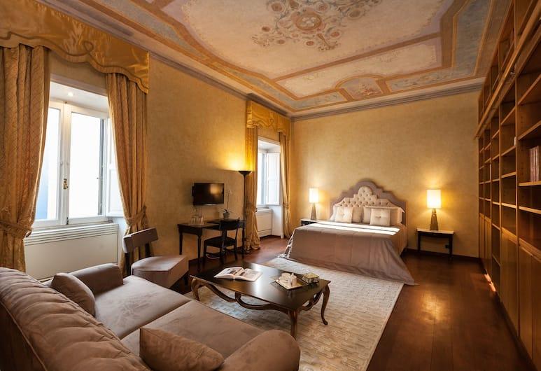 納沃納廣場奢華公寓酒店, 羅馬