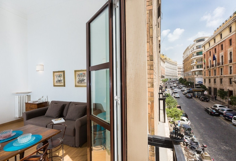 Prestigious Apartment Via Barberini, Rome, View from property