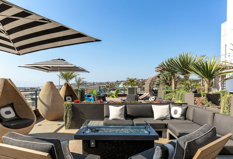 Stay Alfred on Kettner Boulevard, San Diego, Terrace/Patio