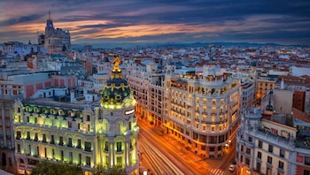 Foto van Artistic B&B in Madrid