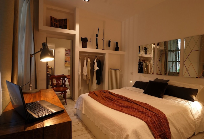Isola Libera, Milan, Double Room, Guest Room