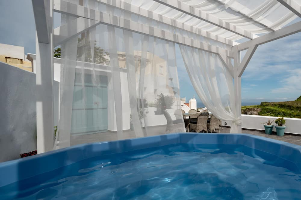 Appartement Majestueux, baignoire à jets - Chambre