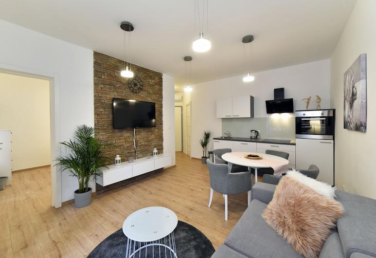 First Choice Centar - Primorska , Zagreb, Appartement (1st floor), Woonruimte