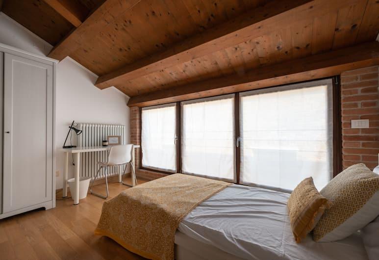 카 델오르토, 베네치아, 아파트, 침실 2개, 객실