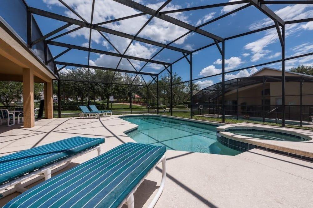 Hus - privat pool (7 Bedrooms) - Privat pool