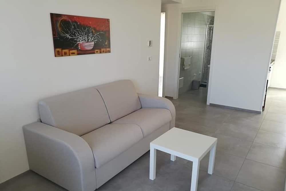 Apartment, 2 Bathrooms, Tower (2) - Living Area