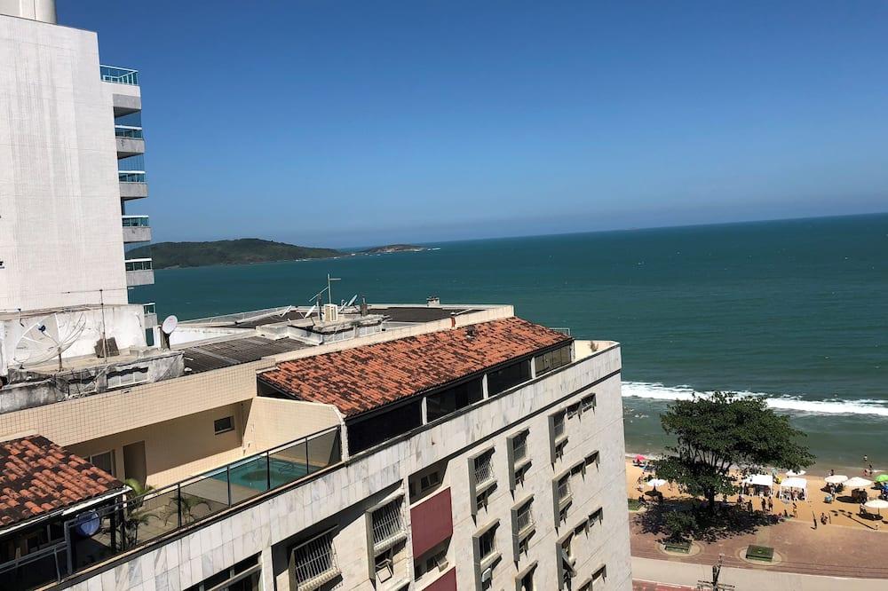 شقة مريحة - عدة أسرّة - تجهيزات لذوي الاحتياجات الخاصة - بمنظر جزئي للبحر - الصورة الأساسية