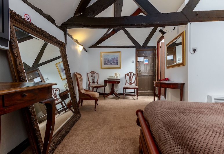 Three Kings Studios, Chester, Superior Double Room, Guest Room