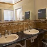 Habitación individual, baño compartido - Lavabo en el baño