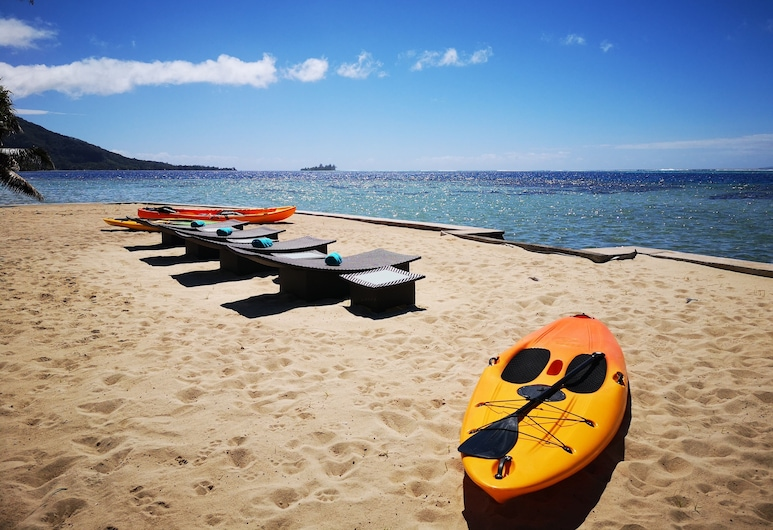 Lagoon Dream, Moorea-Maiao, Endeløst basseng