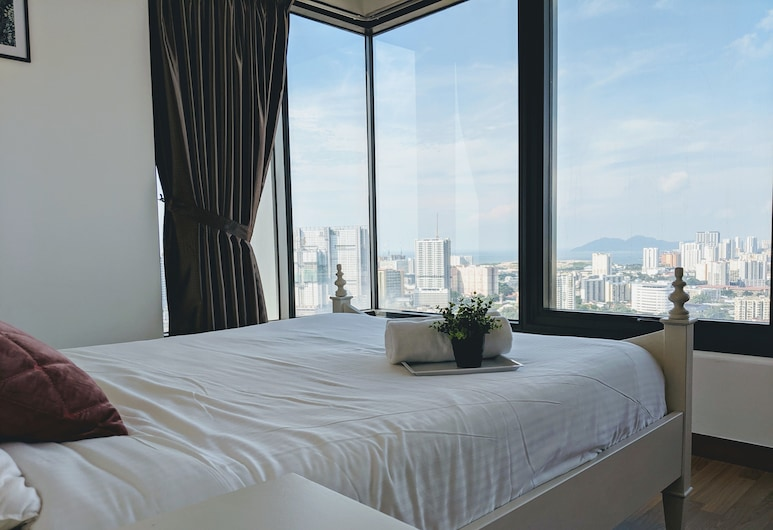 218 Macalister Penang By Plush, George Town, Apartmán typu Comfort, 2 spálne, Izba