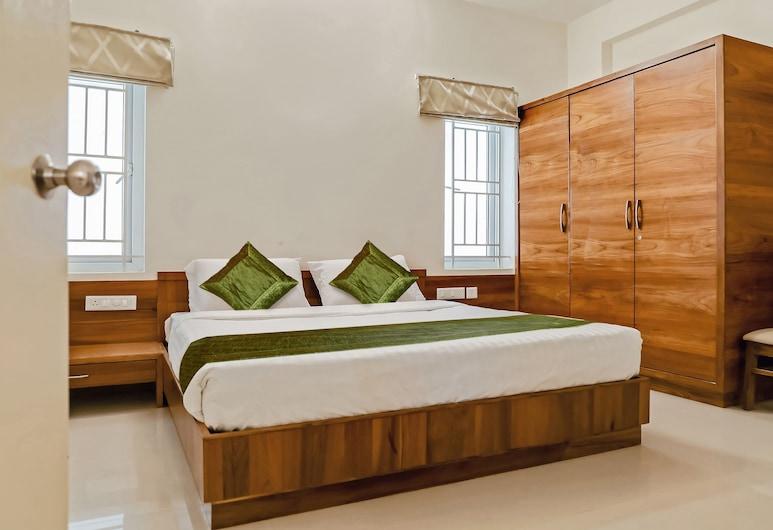 Treebo Trend Kings Suits, Bengaluru, Standardrum - 1 kingsize-säng - icke-rökare, Gästrum