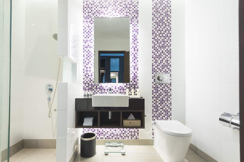 Executive-Zimmer, Flussblick - Badezimmer