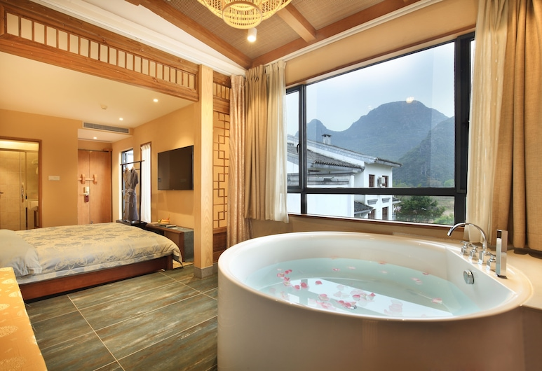 The Beyond Villa Guilin, Guilin, Deluxe Suite, River View, Mountain View