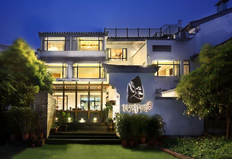 The Beyond Villa Guilin, Guilin, Hotel Entrance