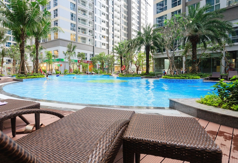 Thao Moc Luxury Apartments, Ho Chi Minh-Stad, Buitenkant