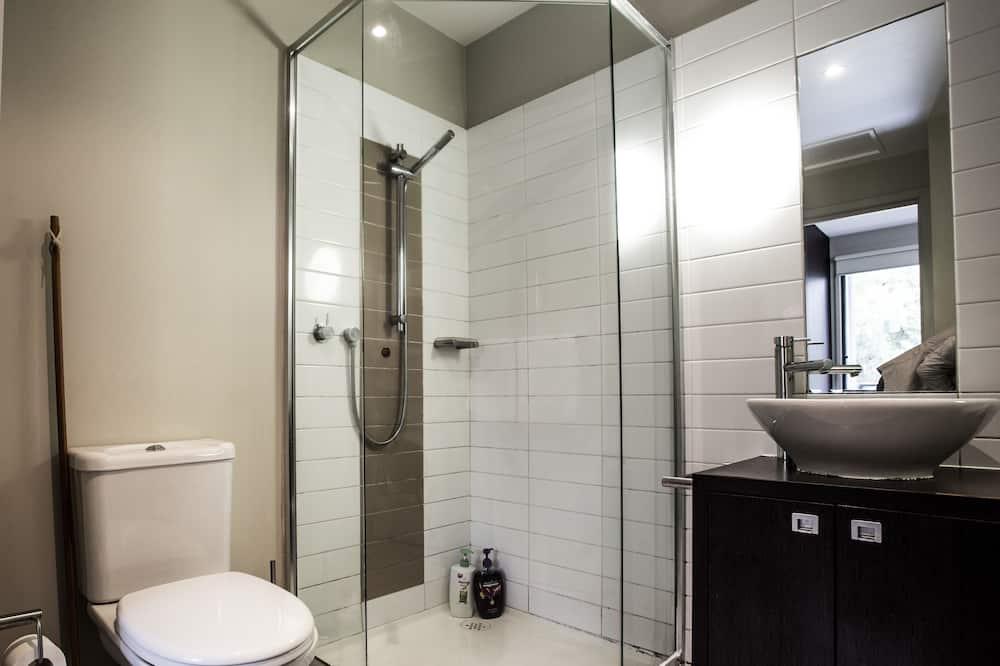 スタンダード アパートメント 2 ベッドルーム 禁煙 - バスルーム