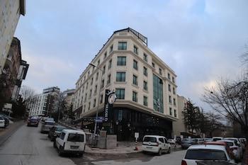 Ankara bölgesindeki Q Hotel resmi