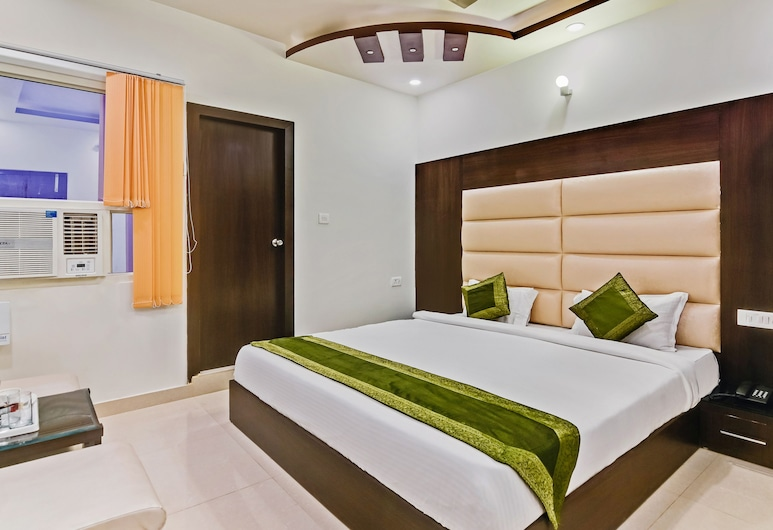 Treebo Trend Resto , Lucknow, Standard Δωμάτιο, 1 King Κρεβάτι, Δωμάτιο επισκεπτών