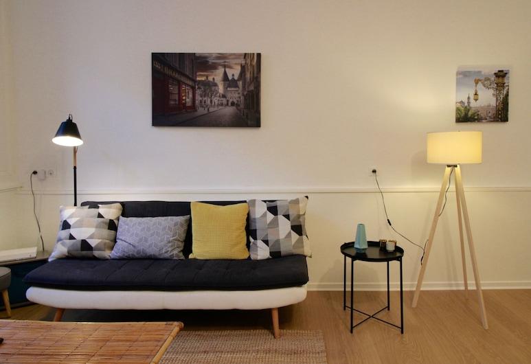Le cocon des Ponts , Nancy, Living Area