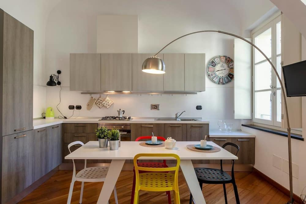 Apartment, 1 Bedroom - In-Room Dining