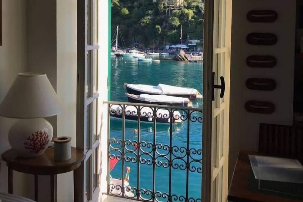 Appartement, 1 slaapkamer, Uitzicht op de baai - Balkon