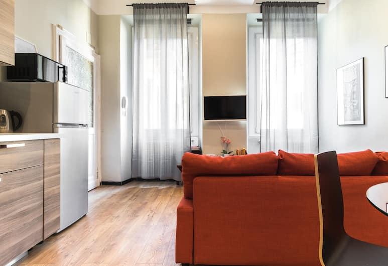 Italianway - Buenos Aires 66, Milan, Apartemen, 1 kamar tidur, Area Keluarga