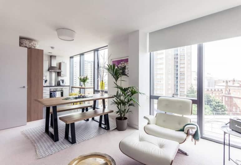 Modern 2 Bedroom Flat in Zone 1, London