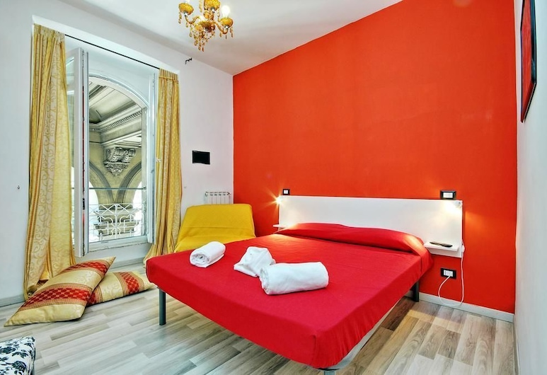 Lucky Holiday Rooms, רומא