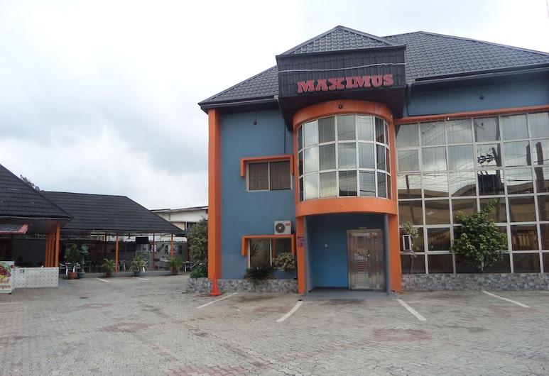 Maximus Suites, Lagos