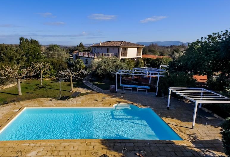 빌라 로레토, 알게로, 야외 수영장