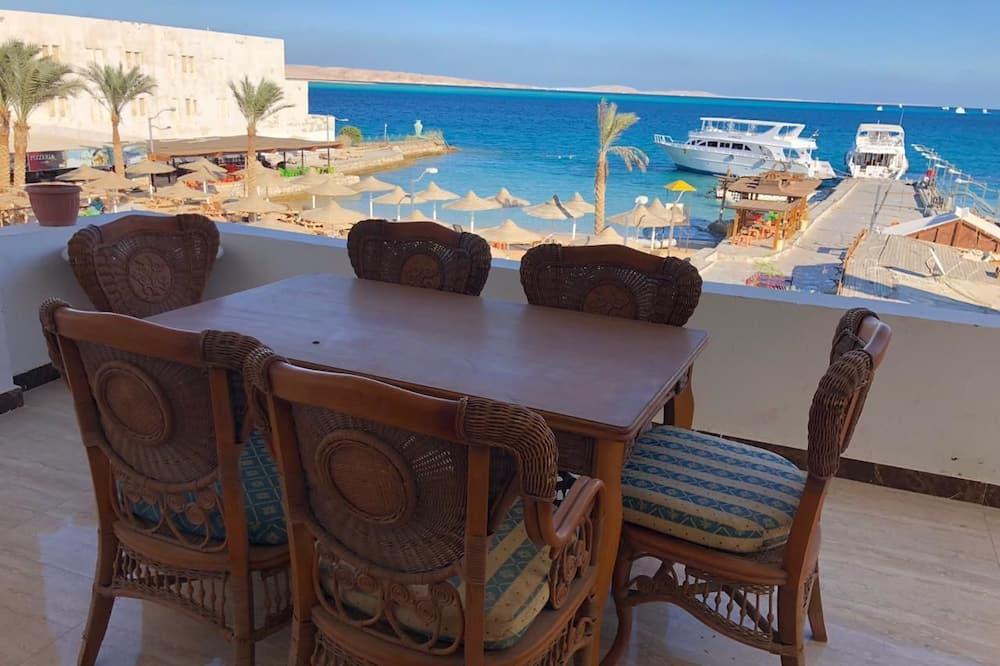 Sea view Studio at heart of Hurghada