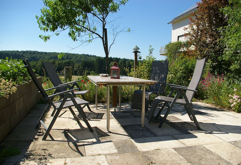 Ferienwohnungen Wettstädt III, Eitorf, Departamento, Terraza o patio