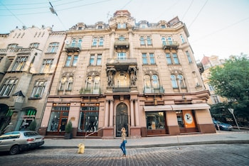 Lviv bölgesindeki Apartments Galicia Lviv Saksaganskogo 11 resmi
