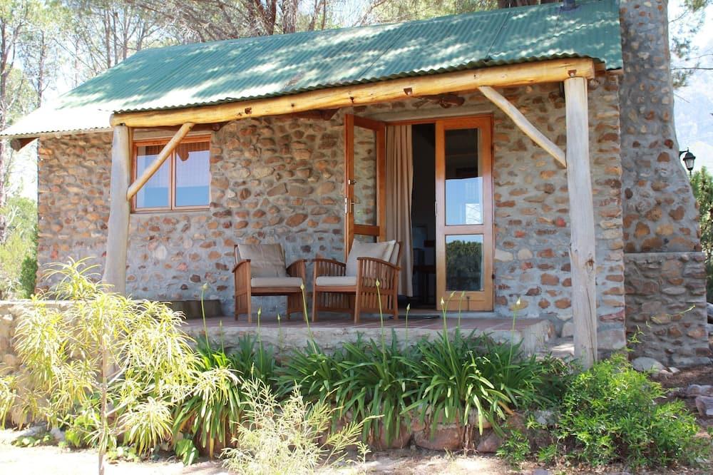 Casa de campo estándar (Pine) - Terraza o patio