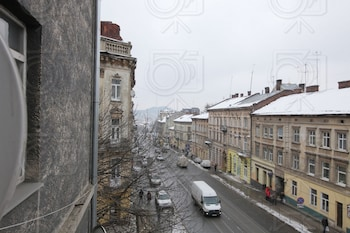 Lviv bölgesindeki Apartments Galicia Lviv Gorodotskaya 76 resmi
