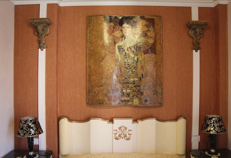B&B ジョルノ エ ノッテ, ピサ, アパートメント 1 ベッドルーム バルコニー シティビュー, 部屋