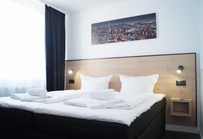 Hannover City Pension, Hannover, Double Room, Guest Room