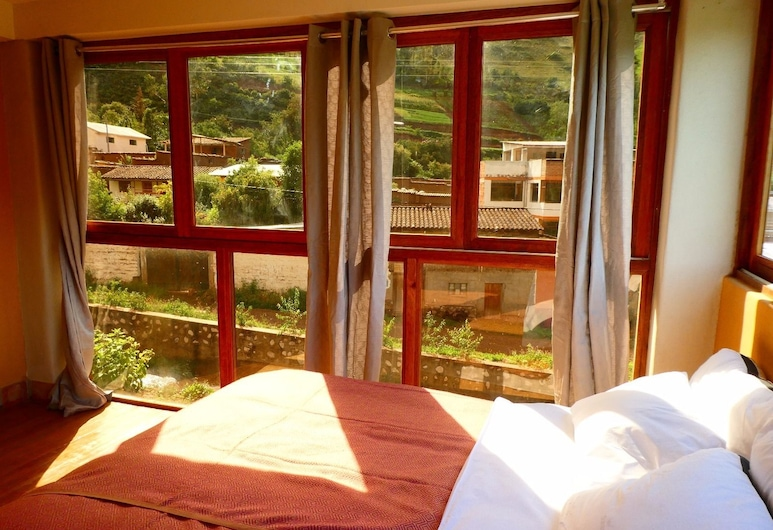 Sadhana Sacred Valley, Urubamba, Panoramic Double Room, 1 King Bed, Non Smoking, Mountain View, Guest Room