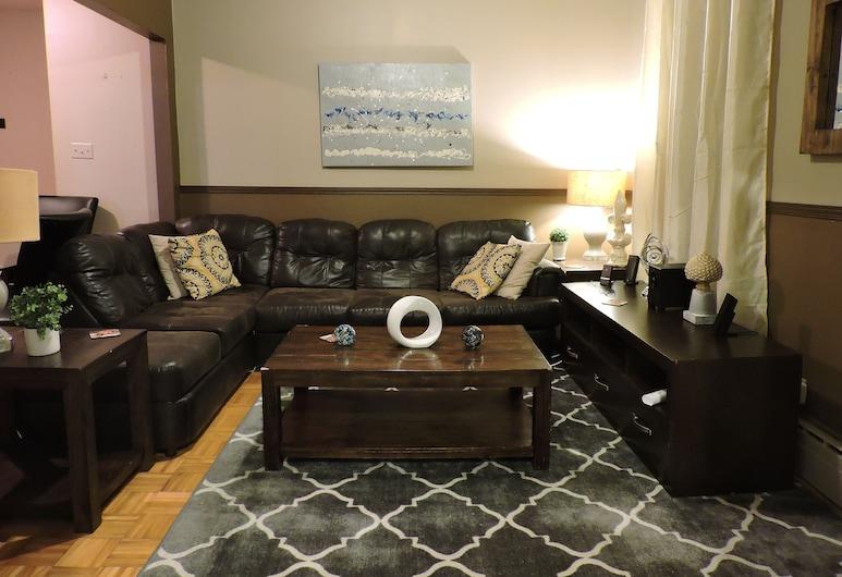 第 5 大道公寓酒店, 沙威尼干, 公寓, 3 間臥室, 廚房, 客廳