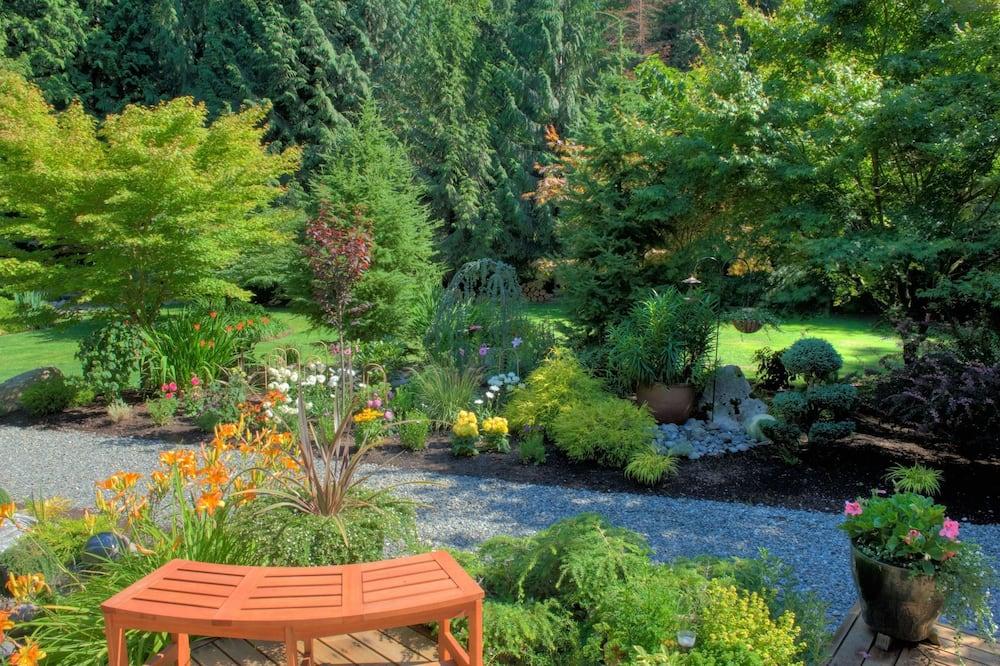 Casa, 1 cama de casal (218 - Rhythm Waters) - Vista para o Jardim