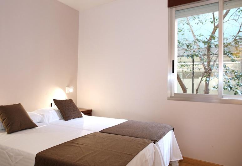 Augusta Barcelona, Barcelona, Traditionel lejlighed - flere senge - ikke-ryger - byudsigt (APARTAMENTO 2-4 PAX), Værelse
