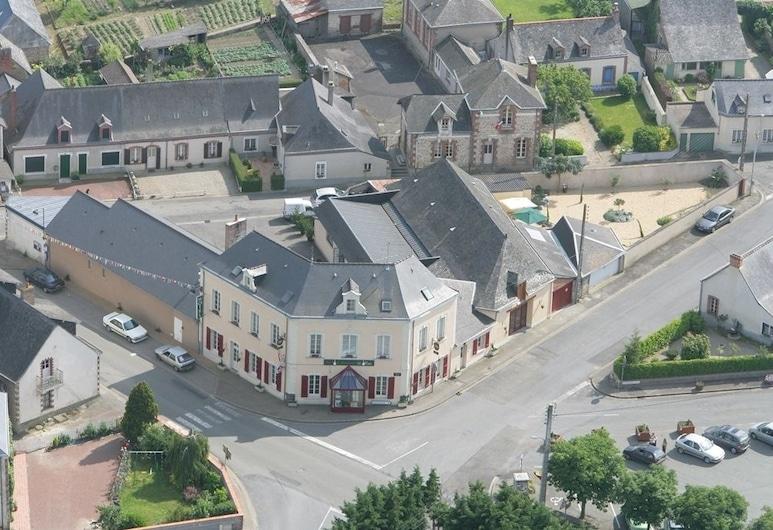 Le Relais, Saint-Quentin-les-Anges, Ilmakuva